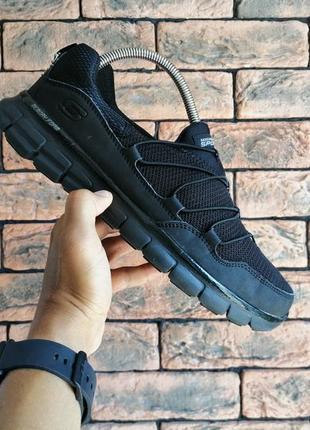 Оригінальні дуже комфортні кросівки skechers устілка з памяттю