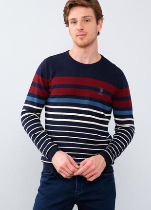 Мужской свитер u.s.polo assn ( uspa, юс поло ассн )