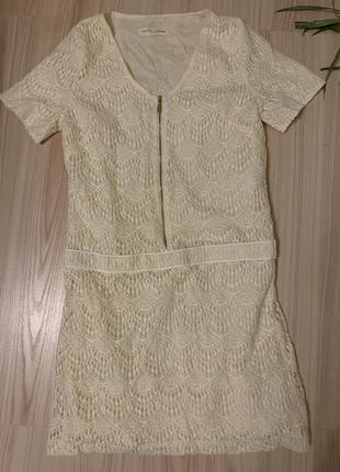 Платье кружевное 👑