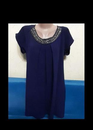 Брендовое платье р 50-52распродажа лета.