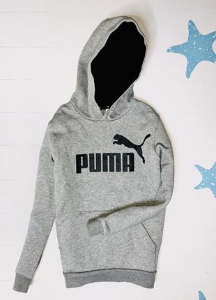 Капюшонка puma оригинал на 11-12л
