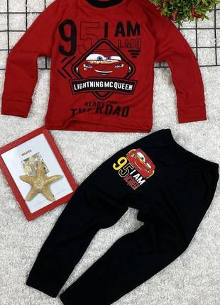 Детская пижама тачки