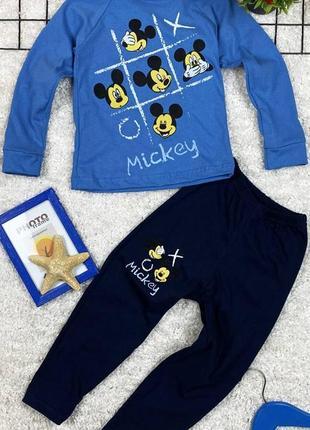 Детская пижама микки