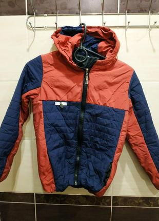 Курточка для мальчика рост 120-135 см