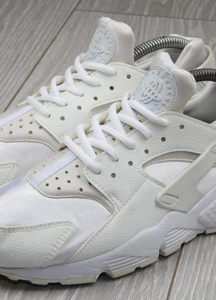 Кроссовки nike air huarache белые оригинал размер 40