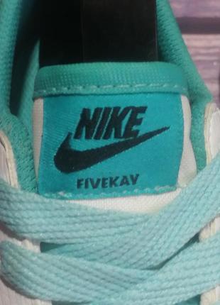 Шыкарные кроссовки nike fivekay а также adidas asics reebok converse puma salomon5 фото