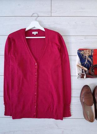 Gina laura   брендовый свитер на пуговичках в изумительном цвете