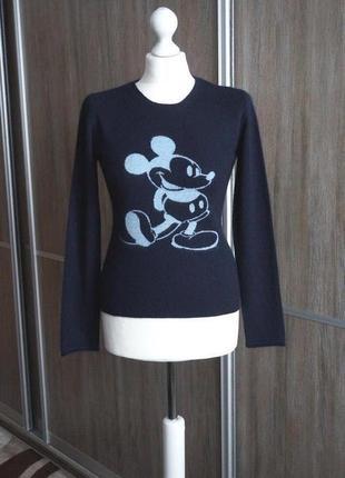Donaldson кашемировый свитер. размер s