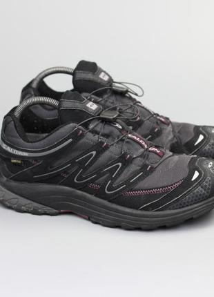 Фирменные трекинговые кроссовки на гортексе в стиле merrell columbia mammut