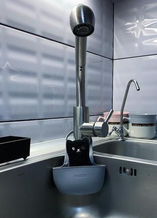Органайзер для мойки на кухню