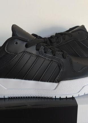 Кожаные мужские кроссовки адидас adidas, оригинал