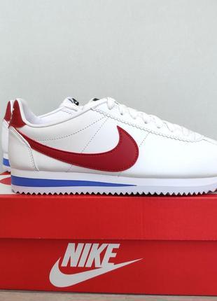 Nike classic cortez leather  женские кроссовки наложенный платёж купить кросівки