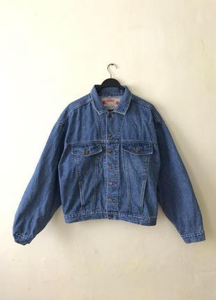 Джинсовка ретро pike в стиле levis джинсовая куртка