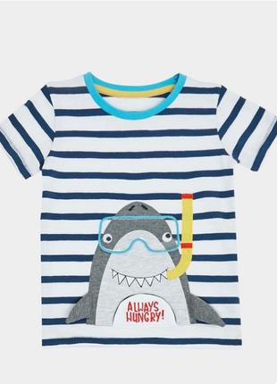 Классные футболки от dunnes stores на 18-23мес, 3-4 года, англия