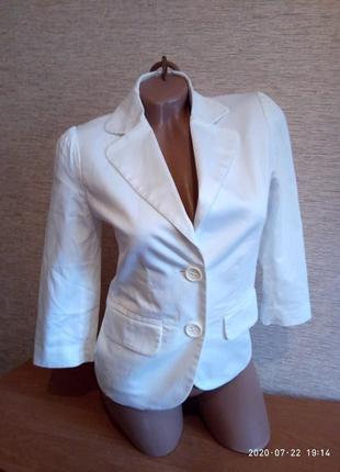 Распродажа! женский коттоновый трикотажный пиджак бренд orsay