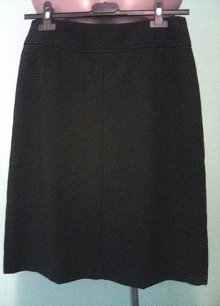 Черная юбка spring, p.м-l