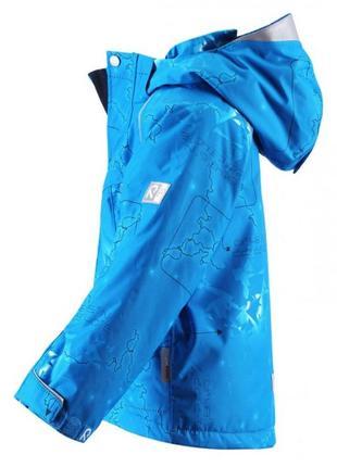 Зимняя водонепроницаемая курточка для мальчиков thunder reimatec 116р