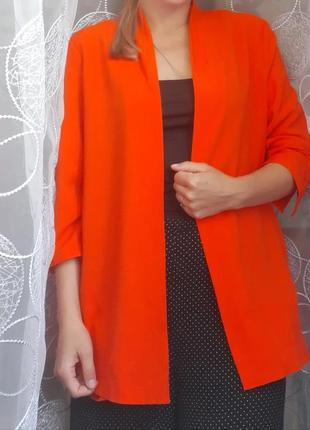 Пиджак блейзер накидка блуза жакет жикет
