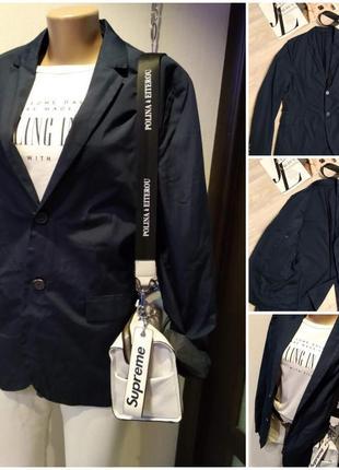 Стильный тонкий пиджак жакет блейзер кардиган