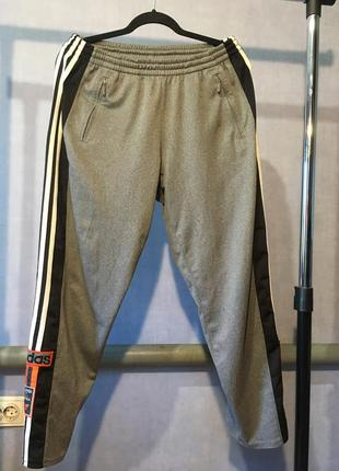 Vintage adidas штаны с лампасами
