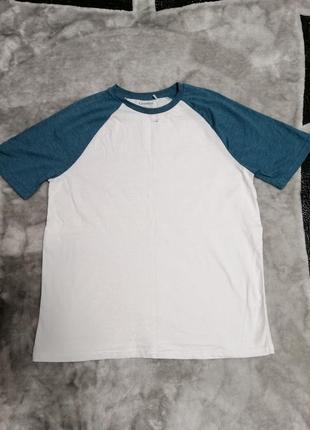 Мужская хлопковая футболка george р. l
