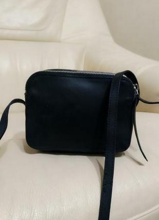 Фирменная сумка asos.кожа натуральная.