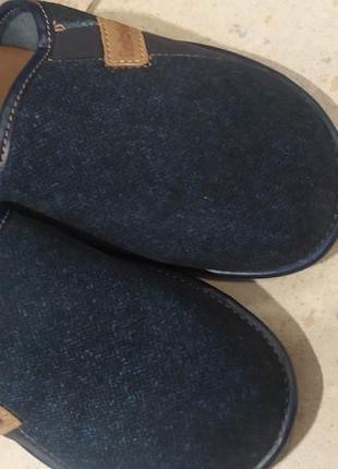 Inblu мужские тапочки супер