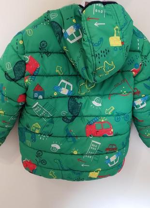 Куртка зимова george