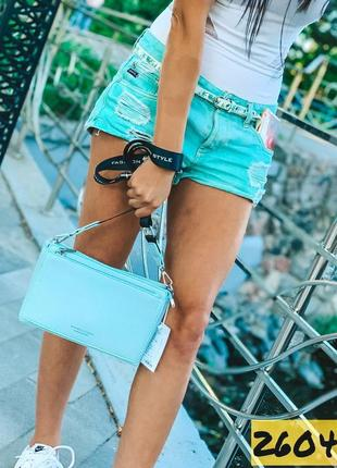 Сумка fashion style blue