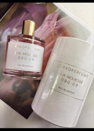 На распив.  zarkoperfume pink molécule 090.09