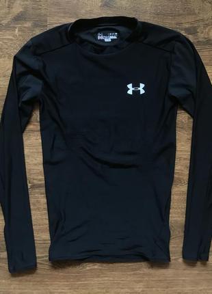Термо кофта футболка under armour
