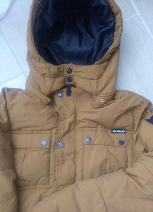 Зимняя мужская куртка much more