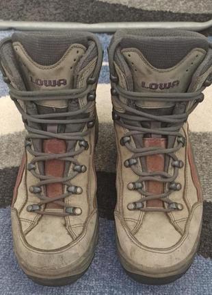 Ботинки lowa renegade gtx