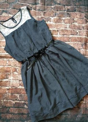 Нарядное платье в новом сост.на 13лет
