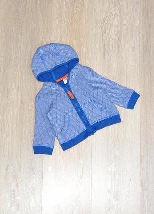 Тонкая куртка mini club. 3-6 мес. кофта. кофточка. пайта. курточка. next