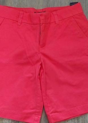 Яркие новые шорты tommy hilfiger