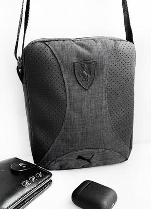 Новая стильная качественная сумка через плечо / клатч /слинг / кроссбоди
