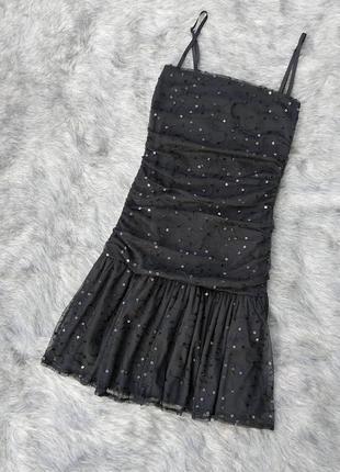 Платье на тонких бретелях gina tricot