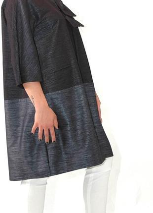 Шикарный плащ пиджак на 52-54 d-ross