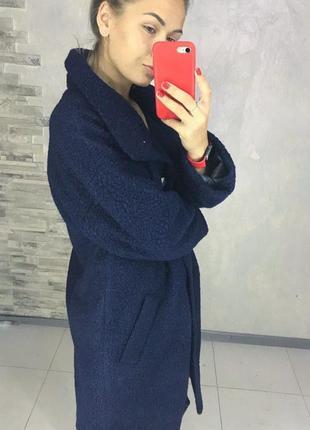 Пальто женское чебурашка 💔 есть цвета