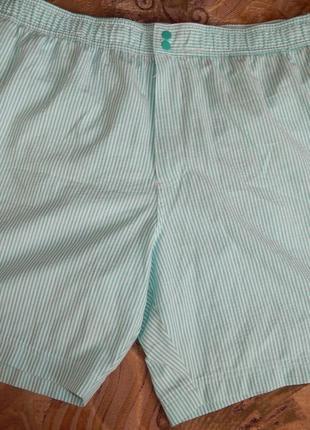 Повседневные легкие летние шорты унисекс большой размер