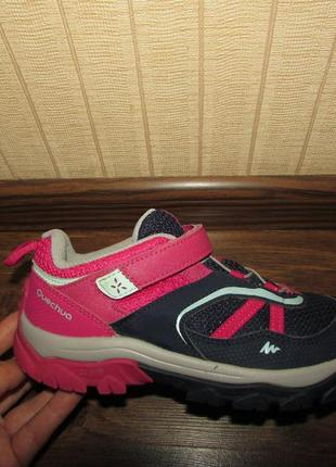 Quechua кросівки 22.5 см устілка