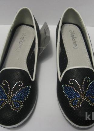 Туфли девочке р.34. распродажа