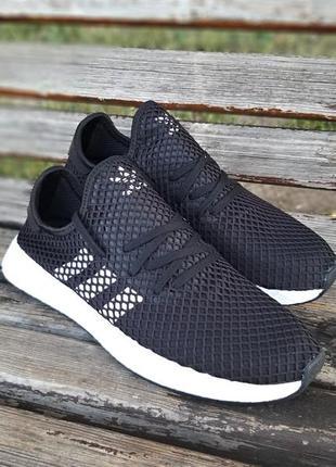 Оригинальные кроссовки adidas deerupt runner