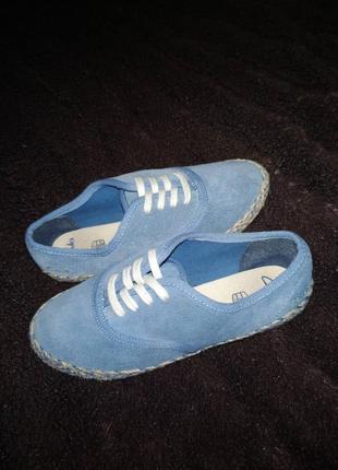 Clarks  кросівки 18 см устілка