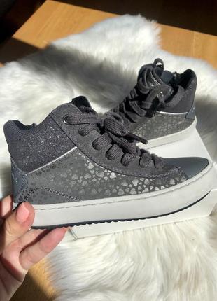 Geox ecco ботинки черевики сапоги полусапоги 28-29 р