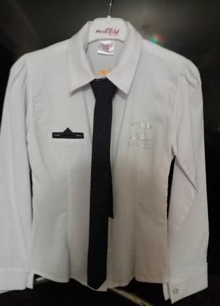 Стильная турецкая блузка р.134,140.  скидка