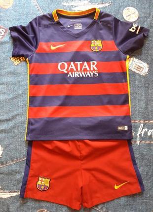 Футбольный комплект fc barcelona