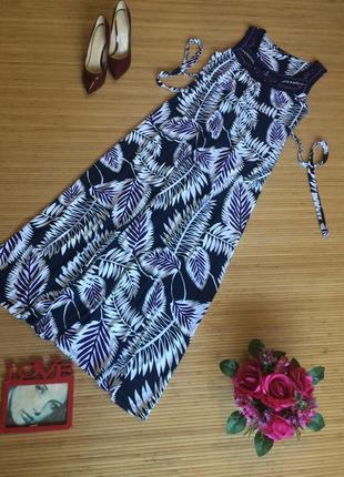 Очень красивый сарафан,платье,размер xl