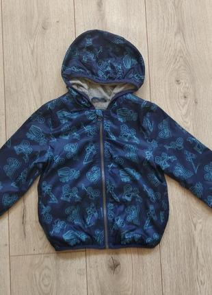 Куртка вітровка mothercare